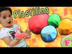 ▶ Haz la mejor plastilina casera tipo Play Doh sin estufa - YouTube