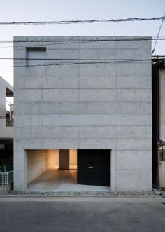 Project - House in Minamimachi - Architizer
