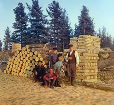 Early Color Photography | Early 20th-century Russia in Color Photos by Sergey Prokudin-Gorsky