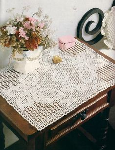 Free Crochet Butterfly Doily Pattern   If you have been looking for free butterfly crochet patterns here are plenty that you can download...