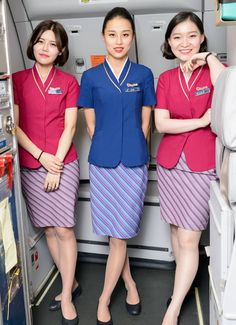 【China】 China Southern Airlines cabin crew / 中国南方航空 客室乗務員 【中国】 China Southern Airlines, Airline Cabin Crew, Come Fly With Me, 2 Girl, I Give Up, Guangzhou, Flight Attendant, Business Outfits, Boss Lady