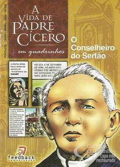 Vida de Padre Cícero em Quadrinhos - O Conselheiro do Sertão, A n° 1 - sem editora