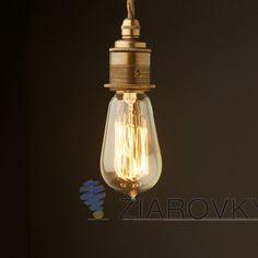 Žiarovky z kolekcie EDISON sú ručne vyrábané a spolupracujú so všetkými typmi stmievačov (dimmer). http://www.ziarovky.eu/