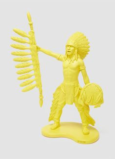 Chief Red Cloud Statuette