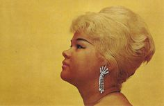Etta James RIP, you had a wonderful career.
