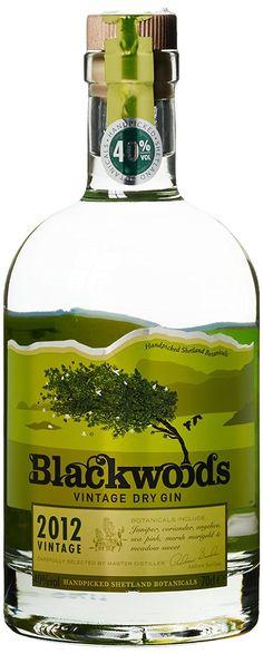 Blackwood's Vintage Dry Gin (1 x 0.7 l): Amazon.de: Bier, Wein & Spirituosen