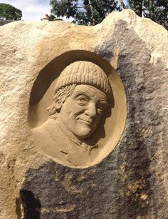 Last of the Summer Wine - Stone Carving Comedy Actors, Comedy Show, British Comedy, British Actors, Old Jamaica Chocolate, Last Of Summer Wine, Classic Comedies, Portraits, Vintage Wine