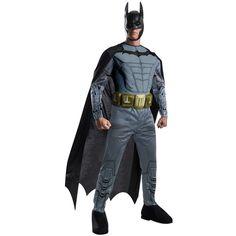Buy Now Rubie's Costume Men's Batman Arkham City Deluxe Muscle Chest Batman, Multicolor, Small for Christmas Gifts Idea Shop Online Batman Arkham Knight Costume, Mens Batman Costume, Batgirl Costume, Batman Arkham Asylum, Batman Arkham Origins, Batman Costumes, Superman, Batman And Batgirl, Batman Art