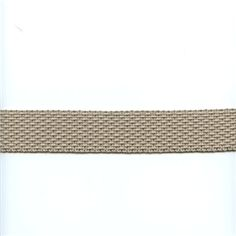 HD209/05 Taupe Grey Woven Tape Trim - SW35256 - Fabric By The Yard At Discount Prices