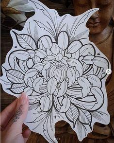 Japanese Tattoo Art, Japanese Sleeve Tattoos, Japanese Flower Tattoos, Family Tattoo Designs, Flower Tattoo Designs, Kunst Tattoos, Tattoo Drawings, Tattoo Ink, Rose Tattoos