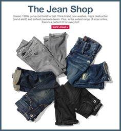 Shop Jeans / babyGap toddler boy / fall 2013