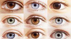 Dit zeggen jouw ogen over je karakter! Herken jij jezelf hierin? Bruin, groen…