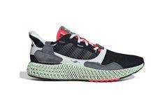 76ec423ca adidas ZX 4000 4D Black Onix colorway Sneaker Release Date Adidas Zx