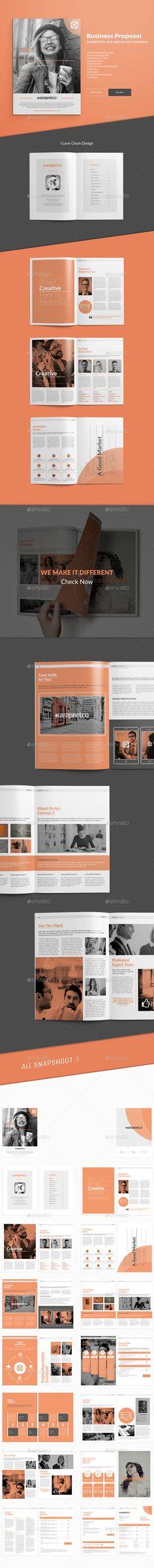 Proposal Design Tempalte Download: http://graphicriver.net/item/proposal/12931976?ref=ksioks
