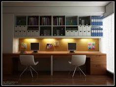 Home office garage