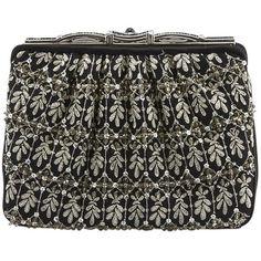 Pre-owned - Manta silk clutch bag Alexander McQueen 7hegra