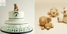christening-cake-by-Make-Fabulous-Cakes-left-and-tumbling-teddies-tutorial-by-letortecreativediclaudi-Italy.jpg (585×298)