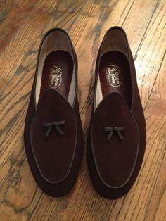 choc suede, Belgian shoes #belgium