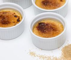 Thermomix Creme Brulee