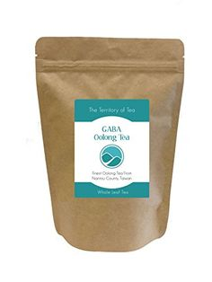 The Territory of Tea Organic GABA Oolong (4 oz) >>> Find out more about the great product at the image link.