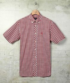 Fred Perry - Three Colour Gingham Shirt
