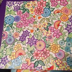 Johanna Basford | Picture by Catherine | Colouring Gallery