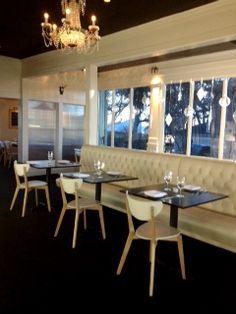Fabi and Rosi European Kitchen Austin, TX - their happy hour is amazing!!! 1/2 price champagne bottles on Thursday!