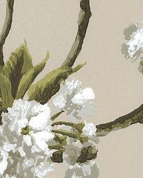 Tapet Orchard Blossom 05 från Nina Campbell