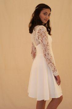 Konfirmationskjoler 2020 - Copenhagen Bridal Teenage Girl Outfits, Alexa Chung, Who What Wear, Copenhagen, Blonder, Milan, Chloe, White Dress, Vogue