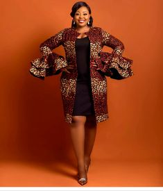 Latest Ankara Dress Styles - Loud In Naija Ankara Dress Styles, African Fashion Ankara, Latest African Fashion Dresses, African Dresses For Women, African Print Dresses, African Print Fashion, Africa Fashion, African Attire, African Women Fashion