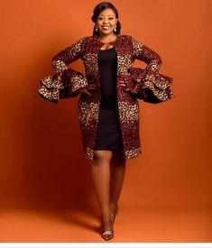 Latest Ankara Dress Styles - Loud In Naija African Fashion Ankara, Latest African Fashion Dresses, African Dresses For Women, African Print Dresses, African Print Fashion, Africa Fashion, African Attire, African Women Fashion, Ankara Designs