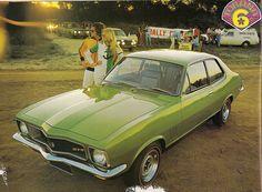 1973 Holden LJ Torana GTR Coupe.