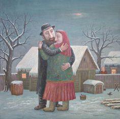 "Vladimir Lubarov.   ""Love"""