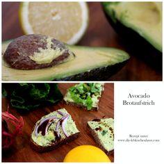 Rezept für einen leckeren Avocado-Brotaufstrich inklusive Rezeptvariationen!  #rezept #rezepte #essen #kochen #gemüse #food #foodblog #foodblogs #schmeckt #gesund #avocado #avocados #vegetarisch #vegetarischerezepte #vegetables #vegetarian #genuss #abendessen #brotaufstrich #aufstrich #diy Food Blogs, Diy Interior, Tacos, Mexican, Ethnic Recipes, Vegetarische Rezepte, Healthy Suppers, Ginger Beard, Homemade