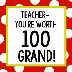 Teacher Appreciation Gifts-Candy Bar Gift Tags ...