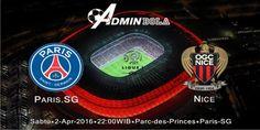 Prediksi Bola Paris SG vs Nice 02 April 2016
