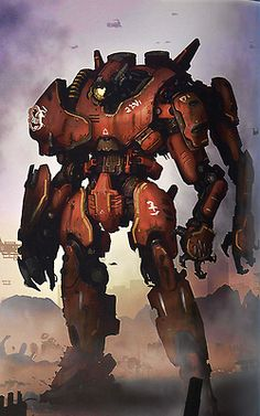 Jaeger concept art