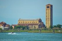 Torcello seen from Burano