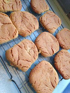 Ginger biscuits - gram flour