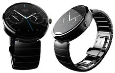 Moto 360, iWatch: Rumored Motorola and Apple Smartwatches