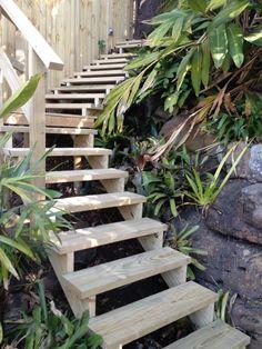 garden stairs - Google pretraživanje