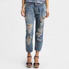 7b419ca06 11 melhores imagens da pasta jeans | Denim jeans, 자수 e 청바지