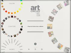 artcircles - iPad app