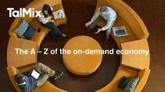 The A-Z of the on demand economy Poker Table