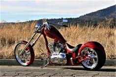 Big Bear Choppers - The Sled Choppers Custom Choppers, Custom Harleys, Custom Motorcycles, Custom Bikes, Big Bear Choppers, Chopper Motorcycle, Sled, Cool Bikes, Motorbikes