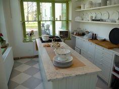 Köket i Orangeriet