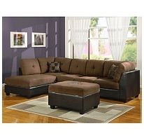 Sam's Club - Sectional Sofa/Chaise/Ottoman