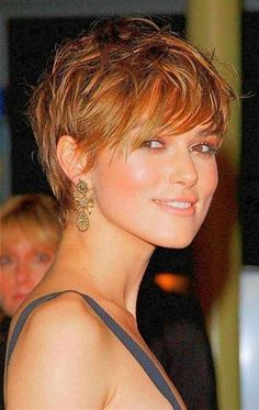 Cool Short Hairstyles Ideas For Women With Thick Hair 25 frisuren frauen frisuren männer hair hair styles hair women Popular Short Hairstyles, Short Hairstyles For Thick Hair, Short Hair Cuts For Women, Curly Hair Styles, Shaggy Short Hair, Curly Short, Celebrity Short Hair, Celebrity Haircuts, Hairstyles Haircuts