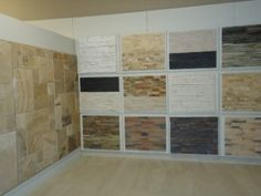 Natural stone is one of the most popular products at Éco Dépôt, probably because it has all the appeal of modern design along with the classic beauty of nature. Here's 3 Tips For Working With Natural Stone Tile Types Of Floor Tiles, Types Of Flooring, Marble Floor, Tile Floor, Office Lobby, Slate Flooring, Commercial Flooring, Stone Tiles, Travertine
