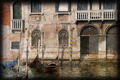 Venice, Italy - Palazzo Tiepolo, San Polo (by Bailey Zimmerman)